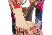Shoes / by Kimberly Erskine
