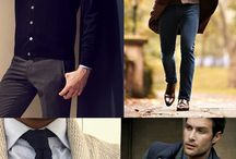 Menswear Style Trends / Fashion Trends for Men  / by Bows-N-Ties .com