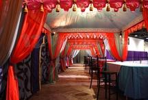 FASHION AND PROMOTIONAL RAJ TENTS / by Raj Tents