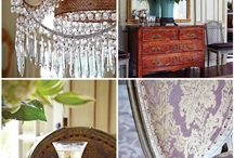 Dining Rooms / by Linda Barta Clevenger