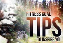 Tips Fitness Inspiration / by SkinnyFox Detox