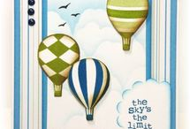 Cards - Stampin' Up / by Gail Malec
