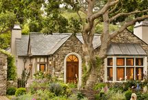 Biddlestone Cottage • Carmel-by-the-Sea / A Fairytale Cottage Designed by Linda L. Floyd, Interior Design / by Linda L. Floyd Interior Design