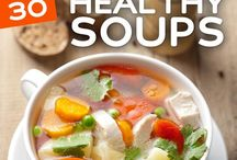 Soups / by Katie Carver