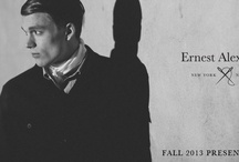 Fall 2013 Preview NYC / by Ernest Alexander