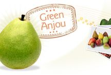 Pear Varieties / All 10 of our lovely pear varieties have their own flavor, shape, and color. Enjoy! / by USA Pears