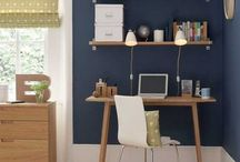 Home Office / by Stephanie Hoaglund