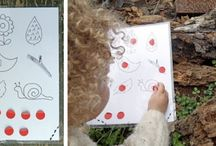 Outdoor Fun for Kids / by Traci (Walk Simply)