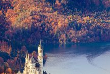Neuschwanstein Castle, Bavaria / by Calogero Mira (CMTravelAnd)
