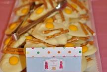 Pancakes & Pajamas Ideas / by Melissa Boston Short