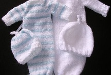 Sewing-Preemie and Passed Away Clothing / by Bonny Tew