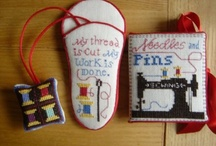 My Stitching/Sewing Tools / by Louise Bernal