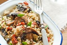 Veggy Vegetarian: Quinoa / by Tiger Neelie