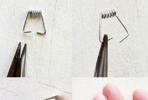 DIY Jewelry Ideas / by Christine Smigielski