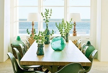 green and teal / by abode love