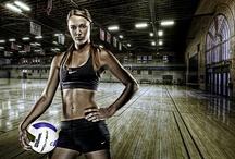 Volleyball!!! / by Madeleine Schwarte