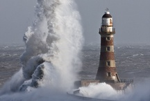 lighthouses / by Marlene Russell