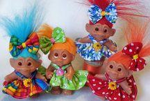 Maddie's trolls clothing / by Sue Sanders