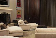 new house media room / by Tonya Patton