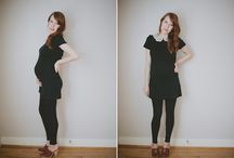 maternity fashion / cute baby bump styles for expecting mums / by aden + anais