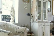 Furniture~Shabby~Chic~Painted / by Art by Wietzie