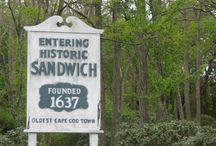 Sandwich MA / by Sandwich Lodge & Resort
