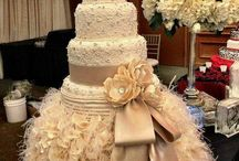 Wedding Cake / by Beth Neaman Inspires