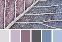 Color palette / by Michele Grimsley