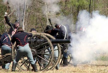 the civil war & reinacting-I spent many years involved in this hobby. / by Donna Carullo