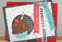 Birthday Wishes / Birthday Wishes released Spring 2014. #scrapbooking #cards #birthday #party / by Pebbles Inc.
