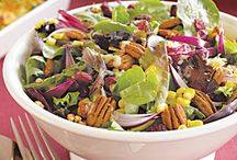 Recipes: Salad / by Kate Roberson