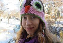 Crocheting / by Nancy DeJesus