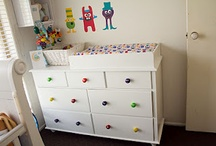 Nursery Inspiration  / by Bubblebubs