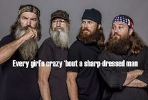 Beards / by Ashley Sharrett