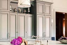 AtHome-Kitchen / More AtHome Boards: ColorInspiration*Furniture*HaveThatNeedToDoThat*HaveThatNeedToSellThat*Kitchen*Outside*PorchGates*HoHo*AtHome / by Tina