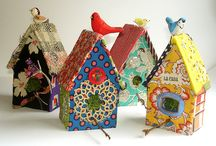 Bird Houses / by Erika Wright