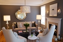 Dream Home (Living Room) / by Amber King