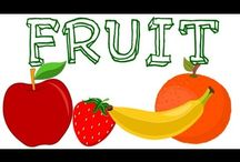 Fruits & Veggies / by Shawna Hanlin Eacret