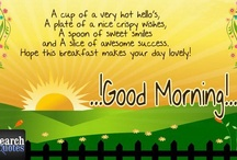 Good Morning / by Search Quotes