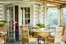 Porches / by Terry Low
