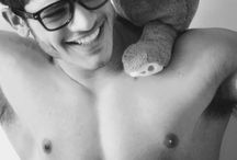 Guys with glasses/ nerds  / by Akira Berry