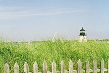 Nantucket / My home for eight years. / by Martha McGill