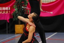 Baton Twirling Pairs / by Twirl Planet