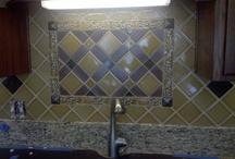 Kitchen Backsplash Design / by Ellis Design Group, LLC