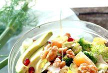 Recipes: Salads / by Danielle Primiceri