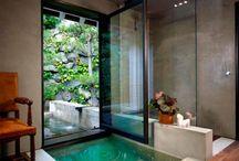 Interior - Bathroom  / by The Small Garden