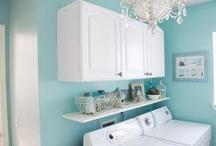 Laundry room / by Trista McGrew