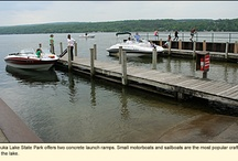 Keuka Lake State Park / PARKS IN THE FINGER LAKES REGION OF NEW YORK--Keuka Lake State is located south of the village of Penn Yan in Yates County. In the heart of the Finger Lakes wine country, this 621-acre park offers boating, hiking, biking, camping, cross-country skiing and much more. To learn more about the park, see: http://ilovethefingerlakes.com/recreation/stateparks-keukalake.htm / by ILovetheFingerLakes