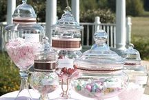 Candy Tables Ideas / by Jody Rose