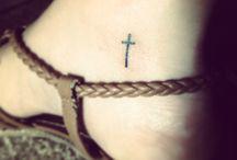 tattoos / by Maddie Hamblen